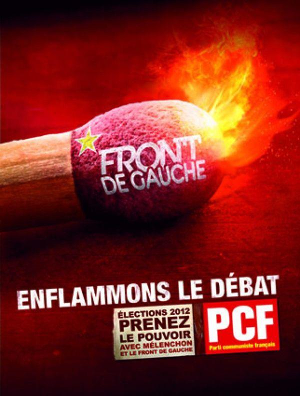 """Avec le slogan """"Prenez le pouvoir"""" au lieu de """"luttez contre le pouvoir"""", il était clair que le """"débat"""" interne ferait long feu."""